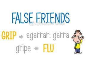 False friends: GRIP x GRIPE