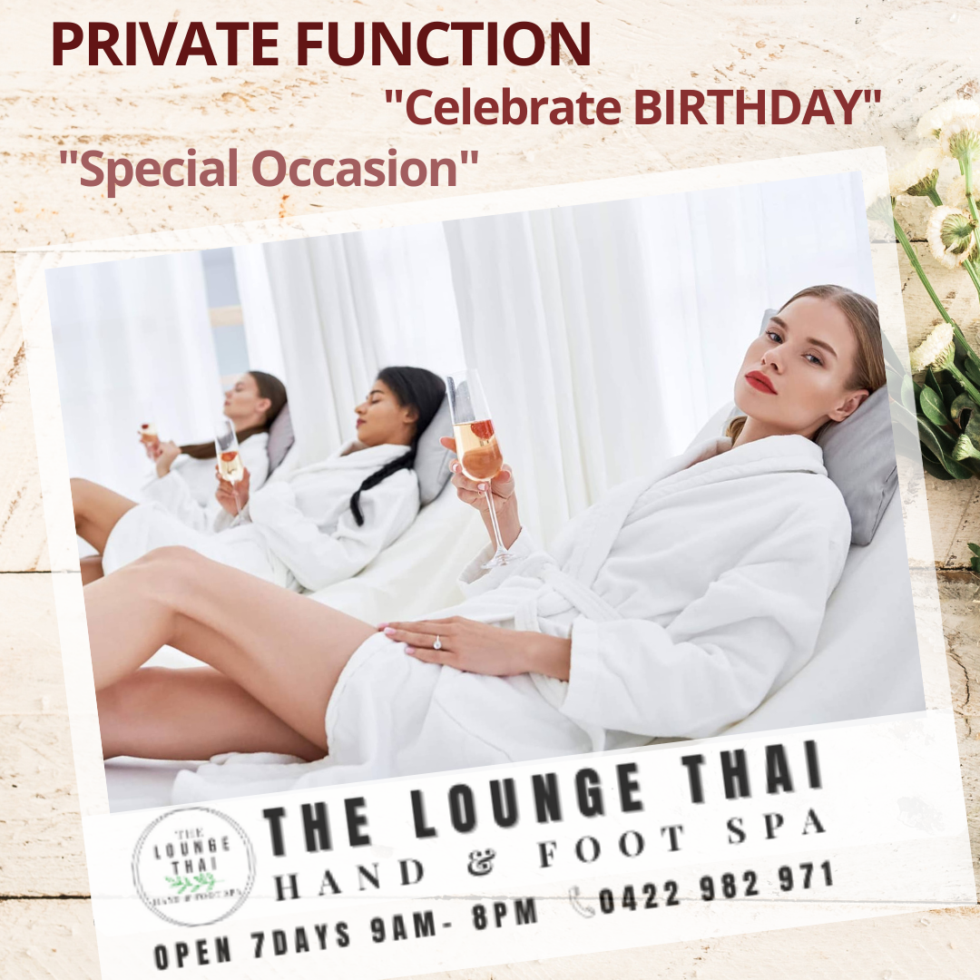 Special Private Function Offer!