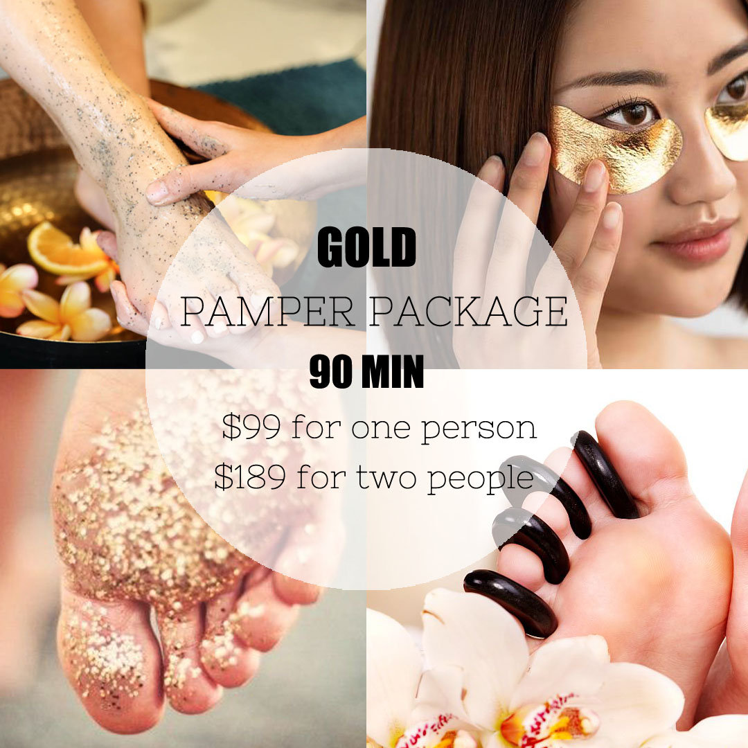 GOLD PACKAGE - Collagen Booster
