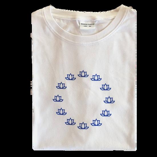 'Europa' T-Shirt - White