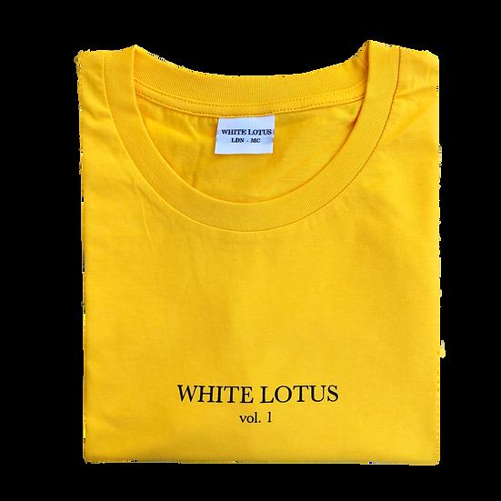 MiniLogo T-Shirt - Gold