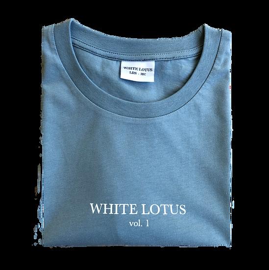 MiniLogo T-Shirt - Stone Blue