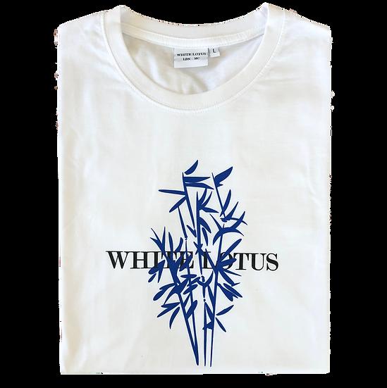 'Blue Bamboo' T-Shirt
