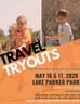 Travel Tryout Registration is Now Open