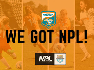 Congratulations to all our girls who will now compete in NPL