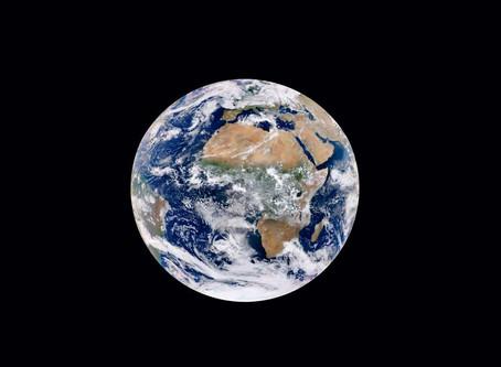 Tomber amoureux de la Terre...
