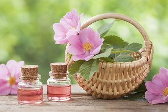 huile essentielle de rose musquee BeNow Suisse