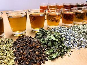 Plantes medicinal et infusions BeNow Suisse
