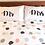 Thumbnail: Mr | Mrs pillowcase set