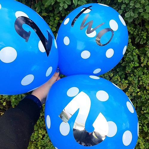 Balloon Decals