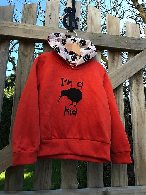 I'm a Kiwi kid - Size 6