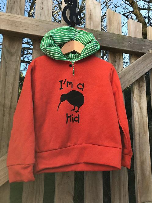 I'm a Kiwi kid - Size 4