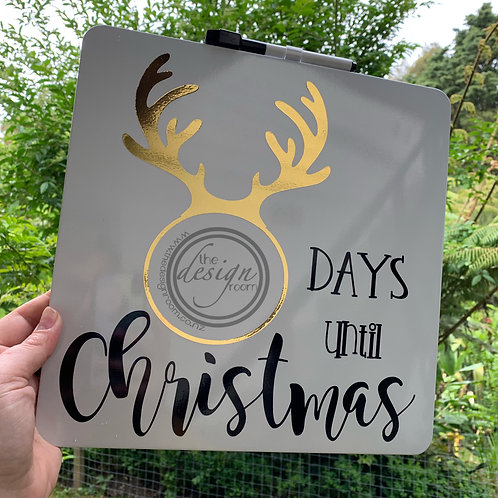 Days until Christmas | Reindeer