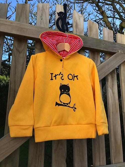 It's OK owl - Size 4