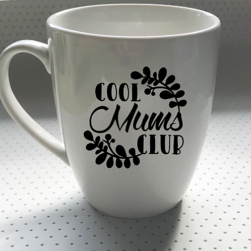 Cool MUMS Club | DECAL
