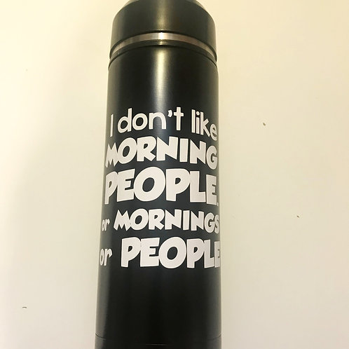 Morning People | DECAL ONLY