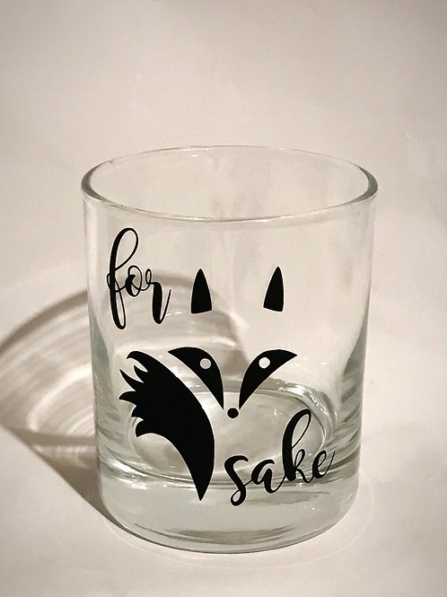 for FOX sake | DECAL ONLY