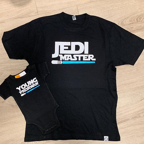 Jedi Master | Young Padawan