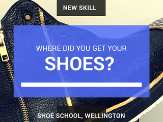 Where did YOU get YOUR shoes?