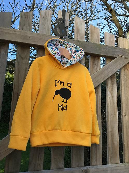 I'm a Kiwi kid - Size 5