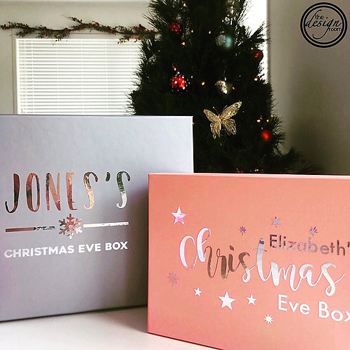 Christmas Eve Box | DECAL