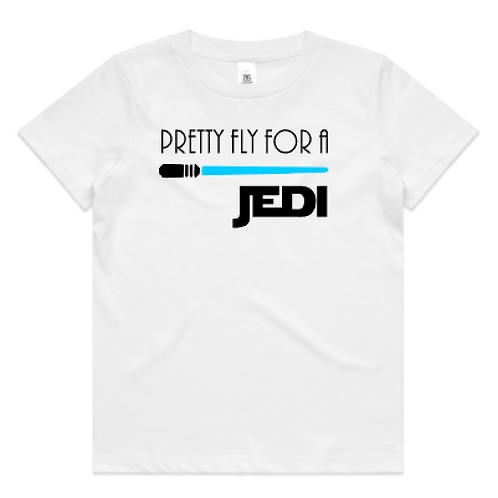 Pretty fly for a Jedi