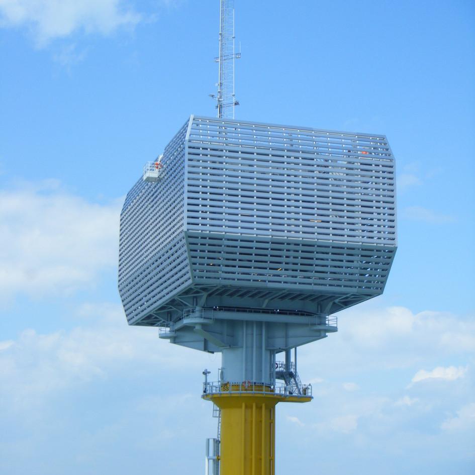 Gunfleet Sands - offshore substation