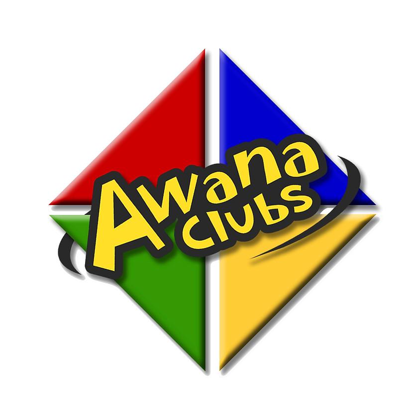 Awana Club Registration
