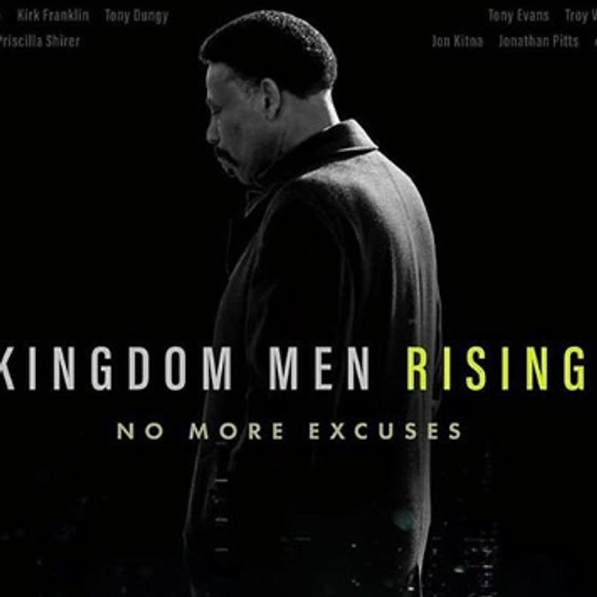 Men's Ministry at the Movies - Kingdom Men Rising