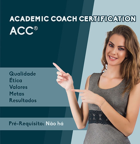 Academic Coach Certification
