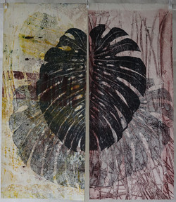 Celeste pfau monoprints at for gallery 1930 (1 of 17)