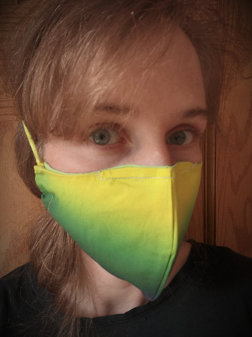 Green  Spectrum Mask