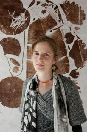 Artist celebrates diversity and nature through botanical prints