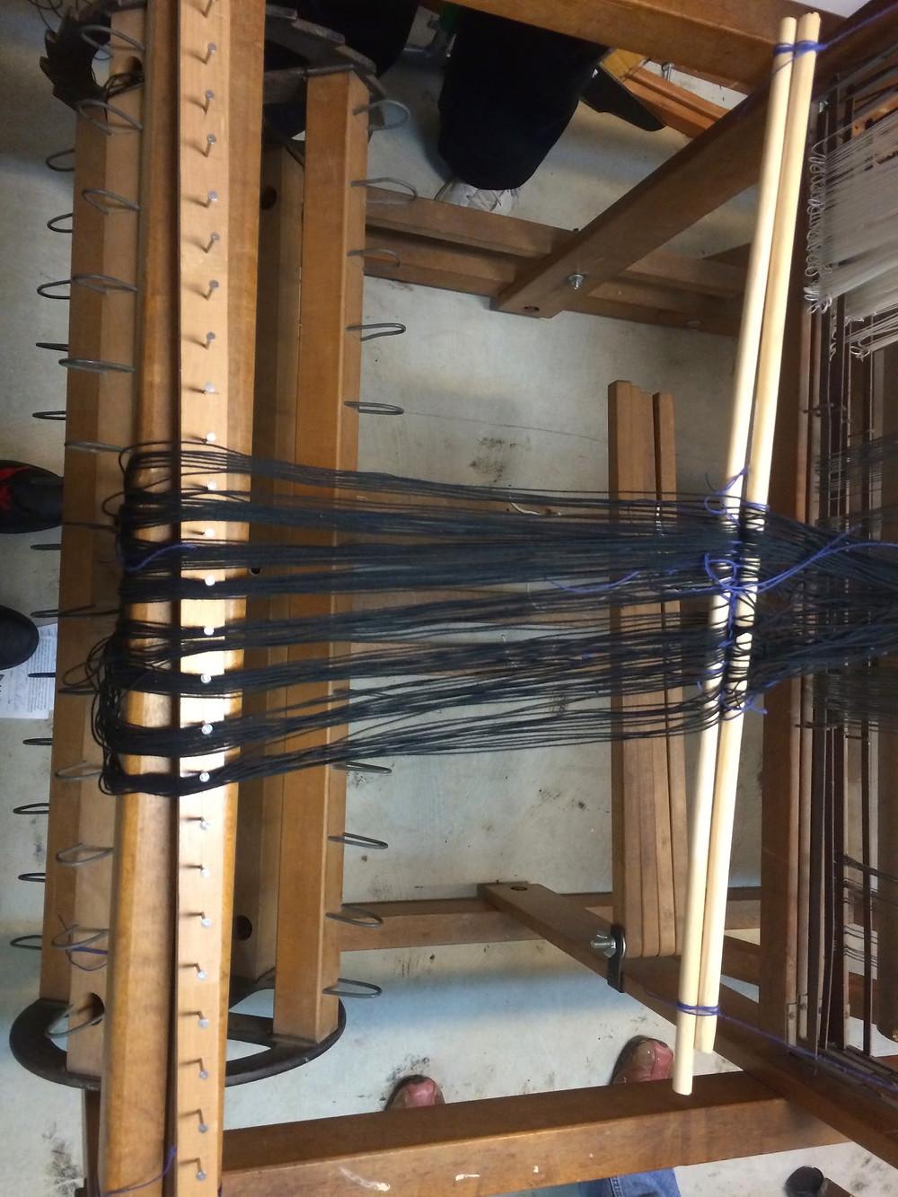 Picasa - Warping thread on rattle stick.jpg