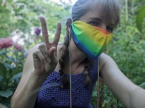 Rainbow Spectrum Mask