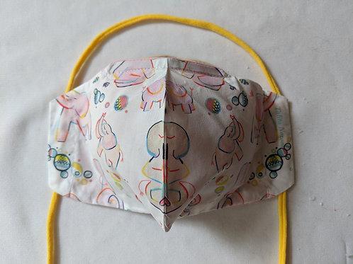 Talita Nozomi- Elephant -Limited Edition Face Mask