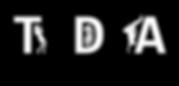 TDA Logo & Tag BonW.png