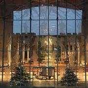 Coventry Cathedral Christmas