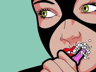 """""""Я очень забочусь о своих зубах"""""""