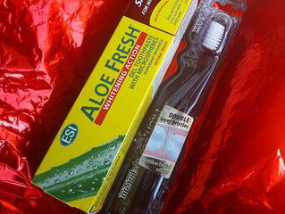 ESI Aloe Fresh + Doctor Proff Eco =  💝
