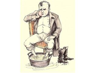 Как Наполеон чистил зубы?