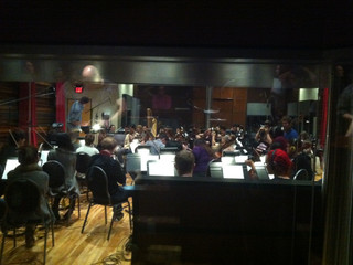 2014 Orchestral Reading Session Recording