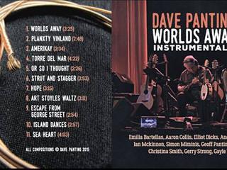 "Dave Panting ""Worlds Away"""
