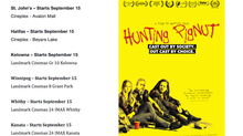 Hunting Pignut Theatrical Release