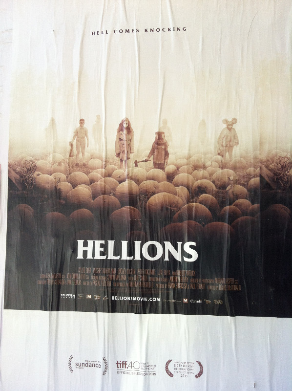 Hellions Poster