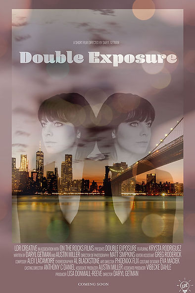Double Exposure Official Poster 2019 WEB