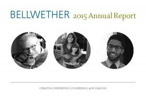 2015 Annual Report Cover