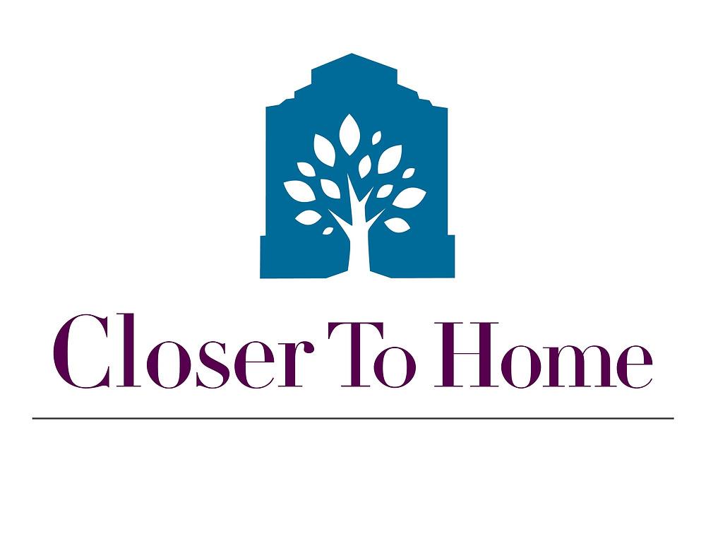 Closer to Home logo