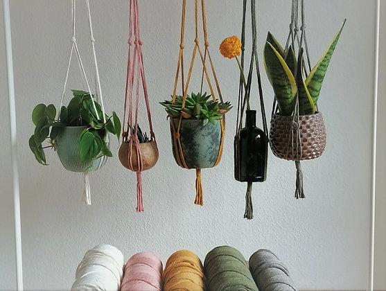 COLORADI Blumenampel in 5 Farben