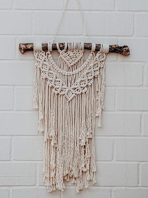 ALOHA BIG Wandbehang, natur
